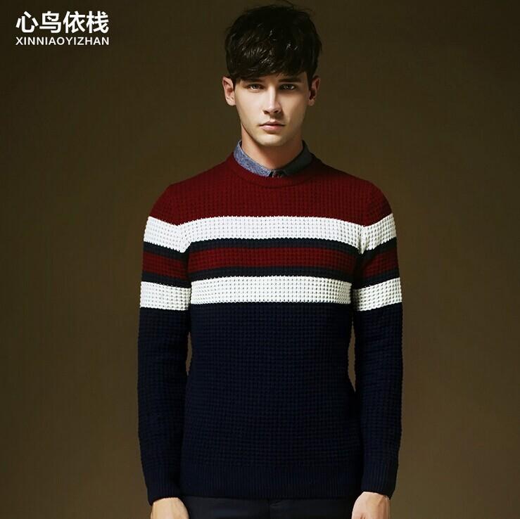 Мужской пуловер O S6610