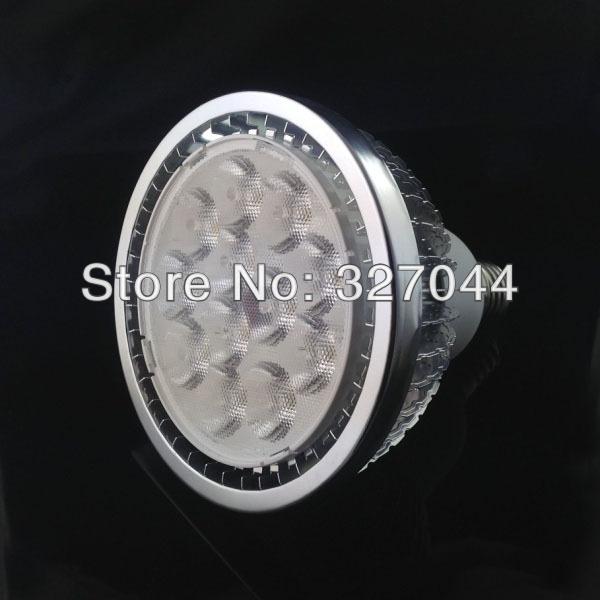 Free shipping AC85-265V Ultra Bright CREE E27 Dimmable PAR20 PAR30 PAR38 LED Light Bulb Lamp 86-265V 12*2w led lamp par38(China (Mainland))