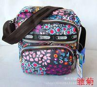 Wholesale 2014 spring and summer explosion models printing Waterproof Oxford cloth bag new female Shoulder Messenger