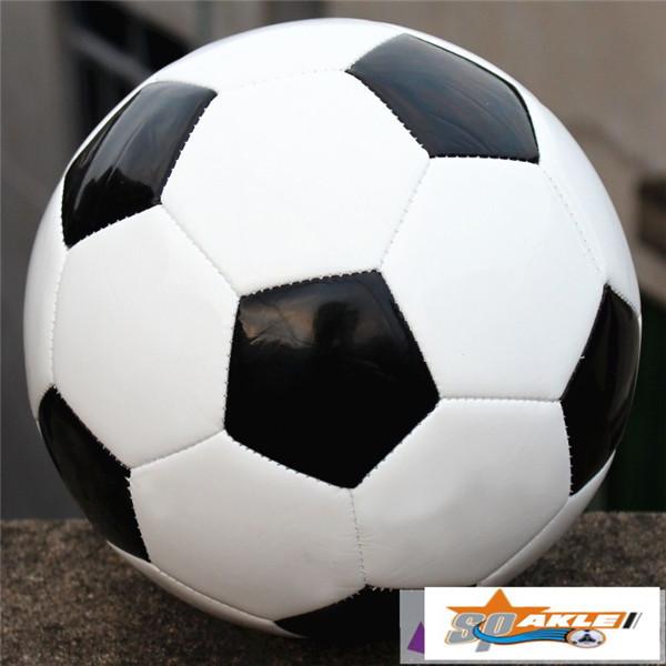 2014 new design soccer balls free with ball net/mesh(China (Mainland))