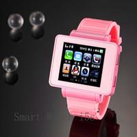 21st century fashion - wearing a smart watch - Phone - Free Shipping