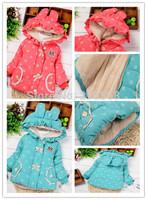 Hot 2014 winter children outerwear coats and jackets for children,kids jackets & coats,child girls outerwear girls winter coat
