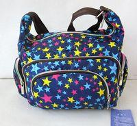 Factory Direct Wholesale Korean women multilayer printed oxford cloth shoulder bag handbag Messenger bag