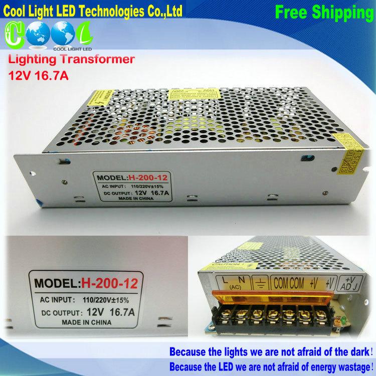 Transformator 110v 12v 12v 16 7a 200w 110v 220v