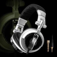 High quality Somic headphone St-80 monitor's DJ headset music folding stereo earphones Hifi with retail box