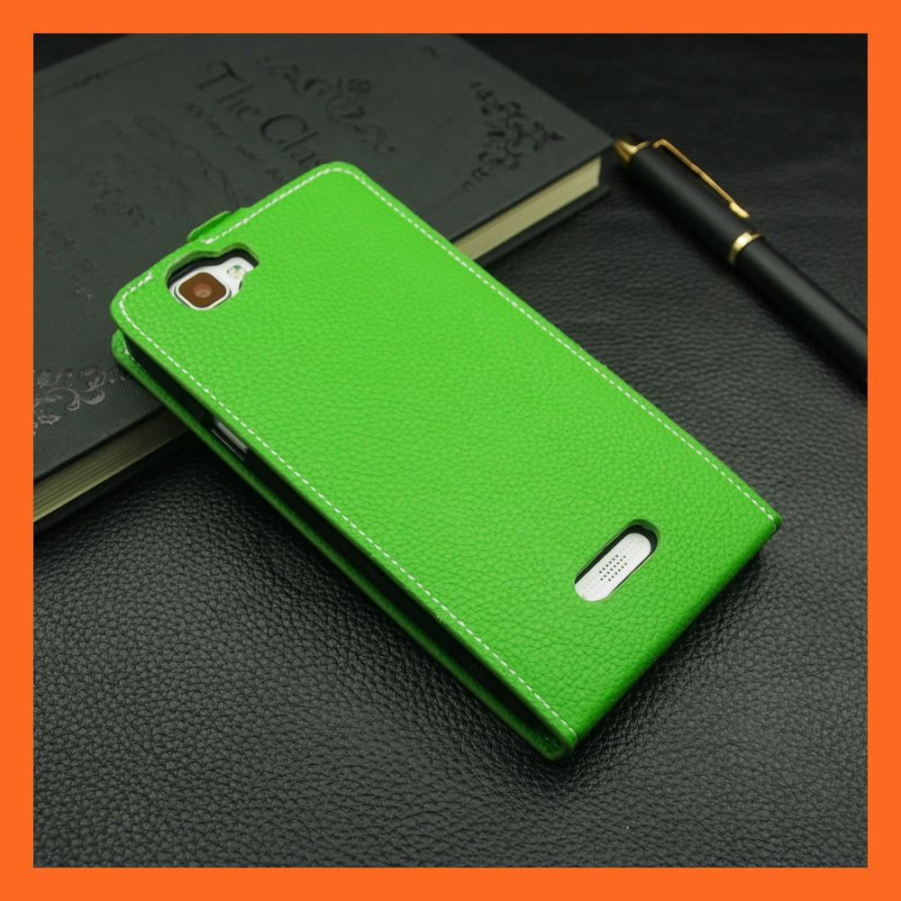 quality Lichee flip leather case For BLU Studio 5.0 C HD case-in Phone ...