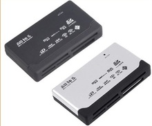 USB 2 0 All in 1 Multi Card Reader SD XD MMC MS CF SDHC for