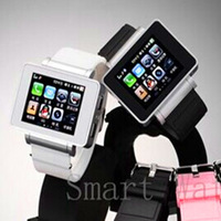 21st century fashion - wearing a smart watch - Phone - Free Shipping
