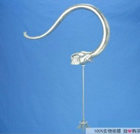 ES031 bamboo bird cage hooks, stainless steel bird cage hook birdcages accessorise wholesale