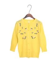 2014 Autumn And Winter Women Cardigan Knitwear, Cute Sweet Fashion Three Quarter Sleeve, Casual Short Cardigan, Coat-F6609