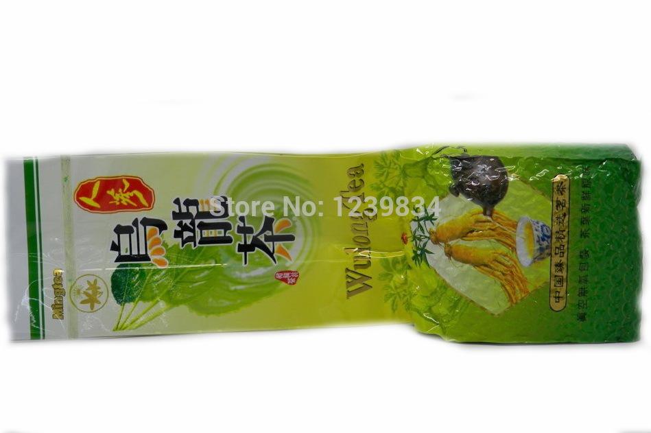 250Gginseng oolong tea slimming tea Organic oolong tea sweet wulong Weight Lose Free Shipping