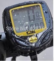 15 Function Waterproof Wire Bicycle Odometer Digital Multifunctional Bike speedmeter Bicycle Speedometer