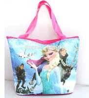 EMS or DHL  Free Shipping 50 Pcs Cartoon cute Nylon Lunch Bag Carry Bag Wholesale