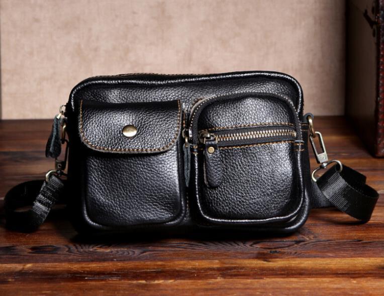 2014 neuen stil männer umhängetasche fahsion Jahrgang echte leder herren tasche sporttaschen b212