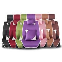 2014 new car supplies Car seat covers, spring summer premium car seat cushion, 7 color,3D ventilation design,car cover