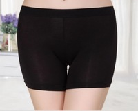 6544  summer all-match body shaping legging Antibacterial bamboo fiber cotton anti emptied thirds safety pants  FNK003 6544
