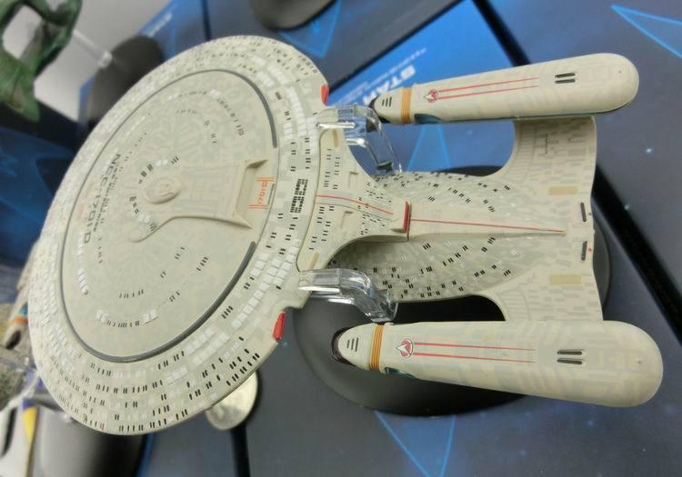 New Star Trek Spock Cosplay Enterprise Model(China (Mainland))