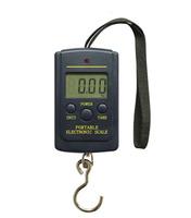 5pcs/lot 40kg x 10g Portable Mini Electronic Digital Scale Hanging Fishing fish Hook Pocket Weighing Balance Free drop shipping