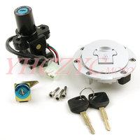 A brand new  Fit Honda CB600 Hornet 2002-2009 CB900 CB919 (Hornet) 2002-2007 Ignition Switch Lock Key Gas Cap Cover