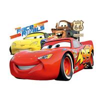 3D Cars stickers Children cartoon sticker kids vinyls removable decal/decals for wall/walls mural Nursery art