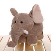 Elephant doll elephant  toy elephant  gift