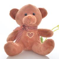 Multicolour bear doll plush toy dolls wedding gift birthday gift Small doll