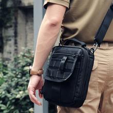 Free shipping THUNDER EDC tactical messenger bag military XForce shoulder bag 1000D nylon / YKK zipper / UTX buckle TOP QUALITY(China (Mainland))