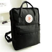 KANKEN classic Fashion Monkey Badge Canvas School Backpack Men Sport Bag Women Casual Daypacks Computer Bag Rucksack , 1871