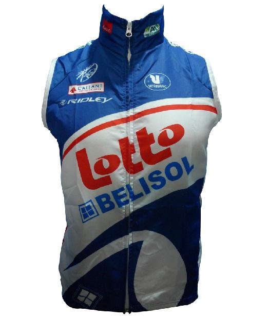 Lotto belisol Велоспорт ветрозащитный жилет Велоспорт