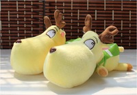 Deer doll plush toy fabric toy deer gift