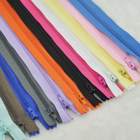 39 pcs Upick Nylon Coil Zippers Tailor Sewing Tools Craft 9 Inch 13Colors