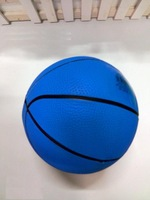 DHL Free shipping wholesale Child ball small basketball rubber ball sports goods rubber ball rubber ball naughty fort thickening