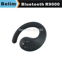Free Shipping Roman R9000 Bluetooth Headset Stereo Earphone BT V4.1 Wireless Headphones Bluetooth Noise Reduction Green Health