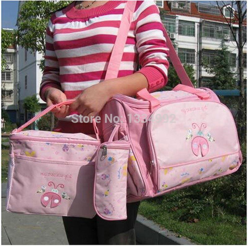 Baby Girl Diaper Bags Pink Mummy 39 s Baby Diaper Bags