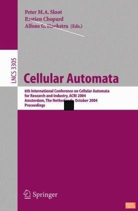 клеточных автоматов, 6 conf., Акри 2004-1-Питер