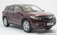 Alloy 1:18 Limited edition ACURA RDX SUV car models