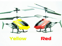 Excellent Kids Toy Child Birthday Gift Shatter Resistant 2.5 Channel Metal I/R Remote Control RC Helicopter Free Shipping