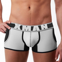 China Brand  XMEN underwears men's cotton boxer pants male sexy boxer  shorts /trunks boy boxers