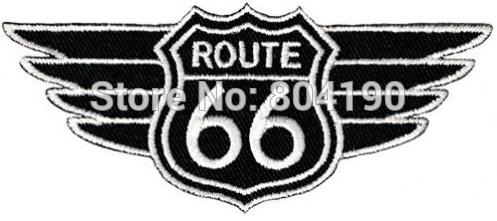 ... fer sur patch autorout signe road rock rétro applique dropship gros