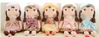 5pcs/set Plush Angela Girl Doll Toy Free shipping