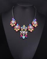 High Quality Pearl Necklaces & Pendants Necklace Women's Fashion chain Statement Necklace 2014 Antique Jewelry Pendant Necklace