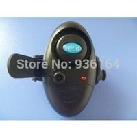Free shipping 1PCS LOT LED Light and Sound Fishing Fish Bite Alarm Bait Alarm Carp Coarse signal device