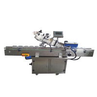 Automatic Sticker Labeling Machine for Taper Container