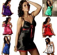 western style plus size sexy sleep camisole dress  nightgown XL-4XL