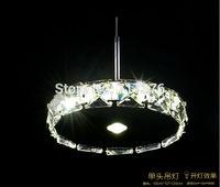 Free shipping Modern LED crystal  pendant  lights, Living room/ Bedroom ceiling lamp