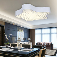 Free shipping facotry wholesale Modern Living Room Ceiling creative fashion clouds super-power LED Acrylic