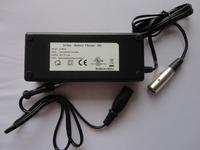 42V 2A Li-ion Charger for 36V 3Ah -25Ah Lithium Battery pack(L100-36)