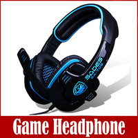 New arrivals High Quality Computer Game Gaming Stereo Bass Headphone Earphone Headset With Micphone For Computer Gamer