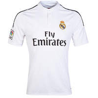2014-2015 New high quality authentic real Madrid football club football suits free shipping