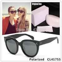 vintage polarized sunglasses women sunglasses women brand designer eyeglasses oculos original CL41755 sun glasses for women